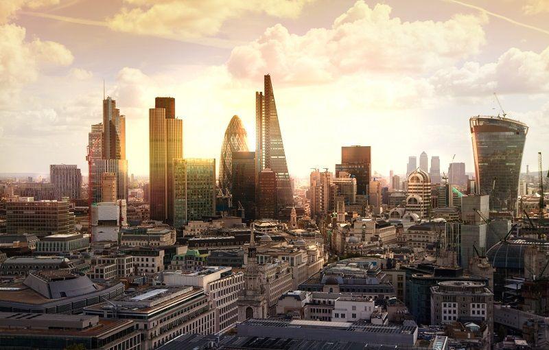 Smart city - Londýn