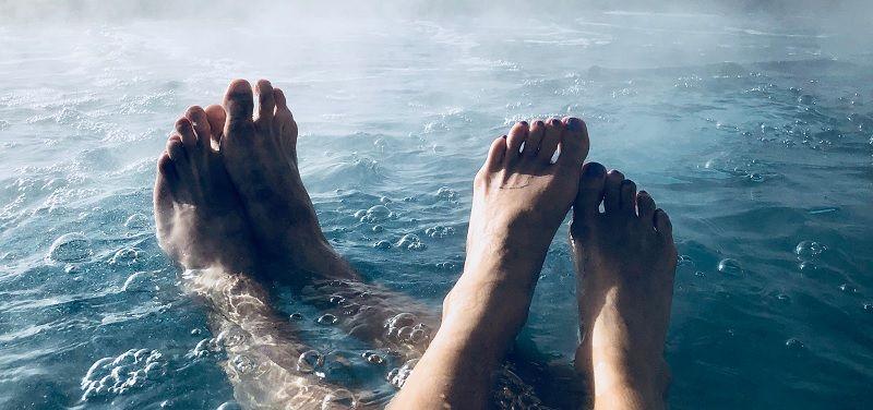 Ohřev vody v bazénu