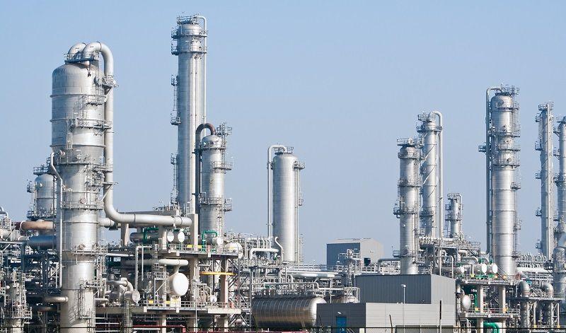 Centrální tankoviště ropy