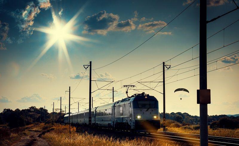 Střídavý proud v železniční dopravě
