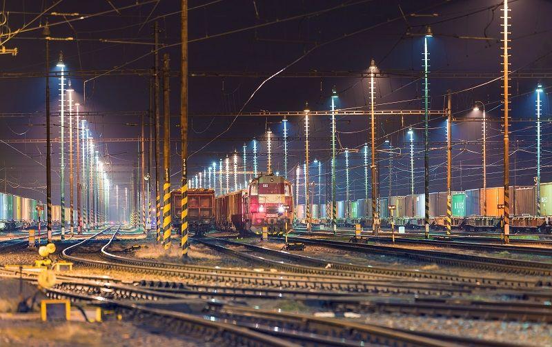 Elektrifikace železnice