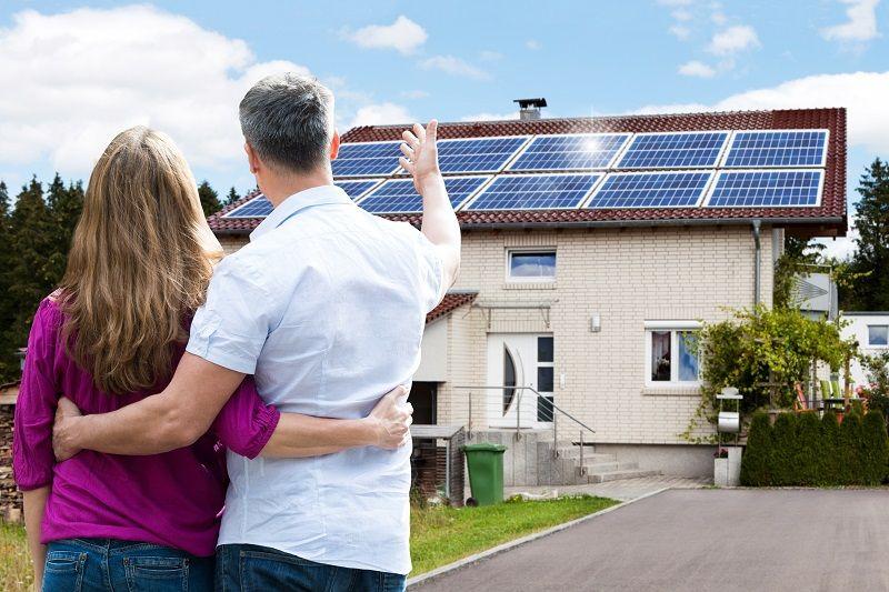 Domácí solární elektrárna