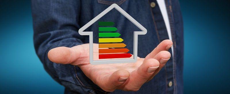 Energetická náročnost budovy