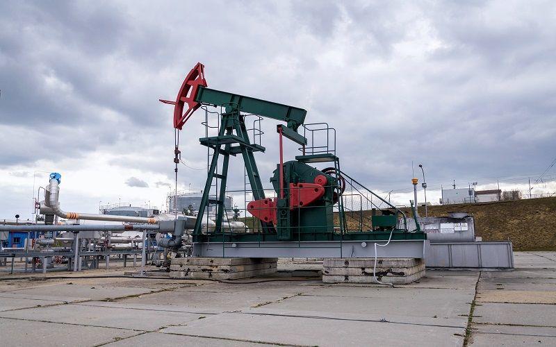 Těžby ropy v ČR