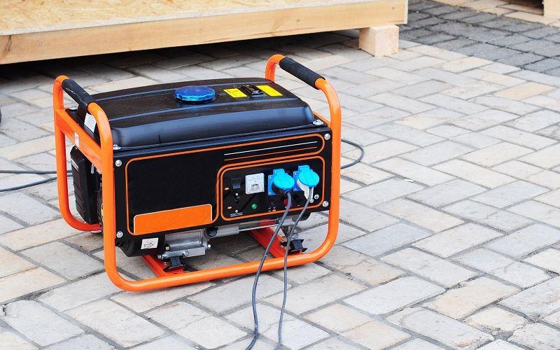 Záložní generátor