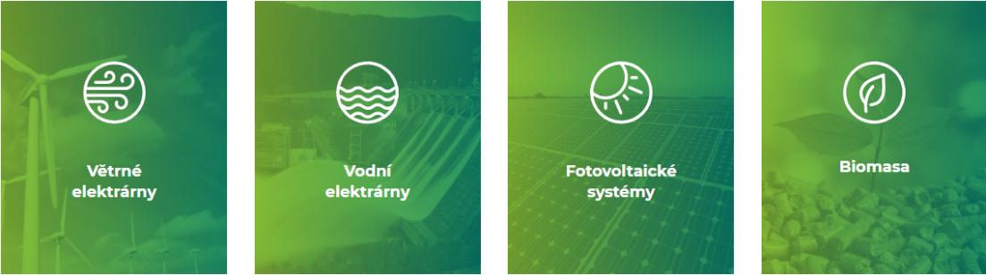 elementy zelené energie