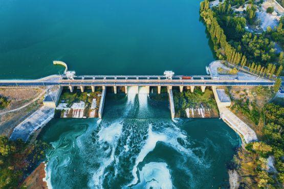 vodní elektřina a energie